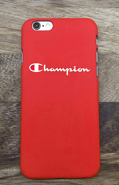 coque iphone 6 champions