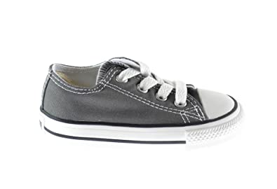 1a6410cd2041 Converse Chuck Taylor All Star SP IN OX Baby Toddlers Charcoal 7j794 (2 M US