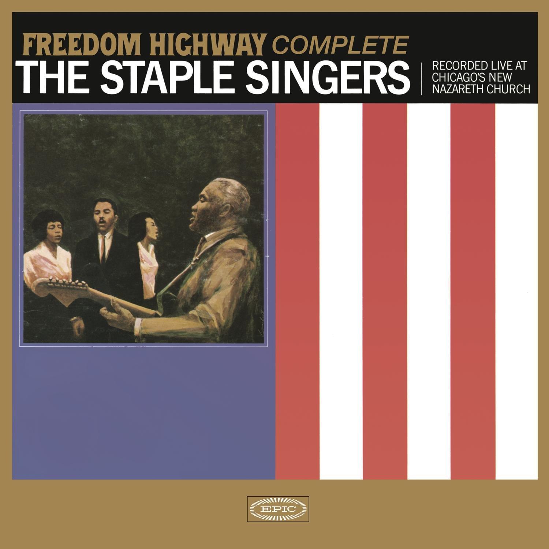 Vinilo : The Staple Singers - Freedom Highway (2 Disc)