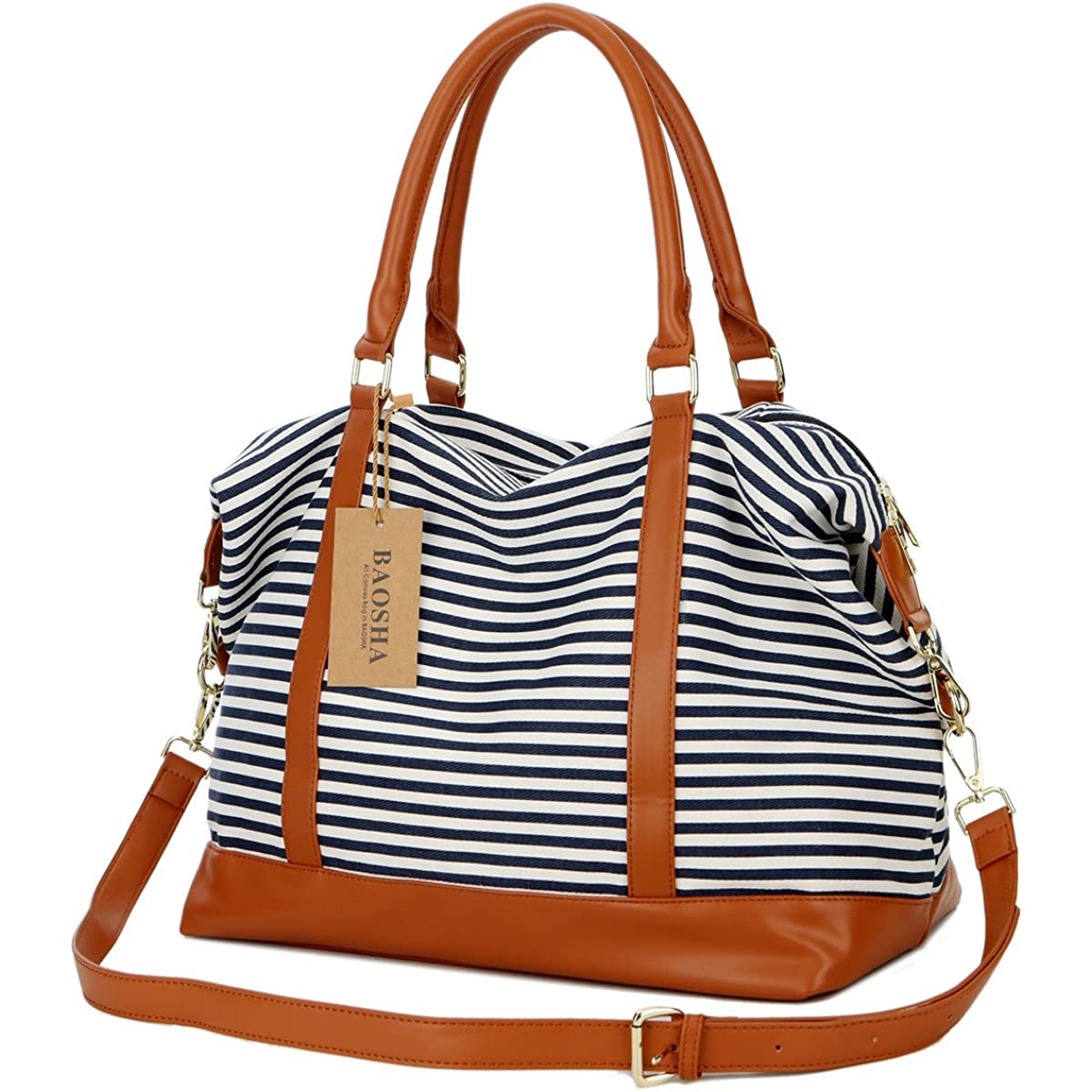 Reisetaschen sind in ganz unterschiedlichen Designs erhältlich.