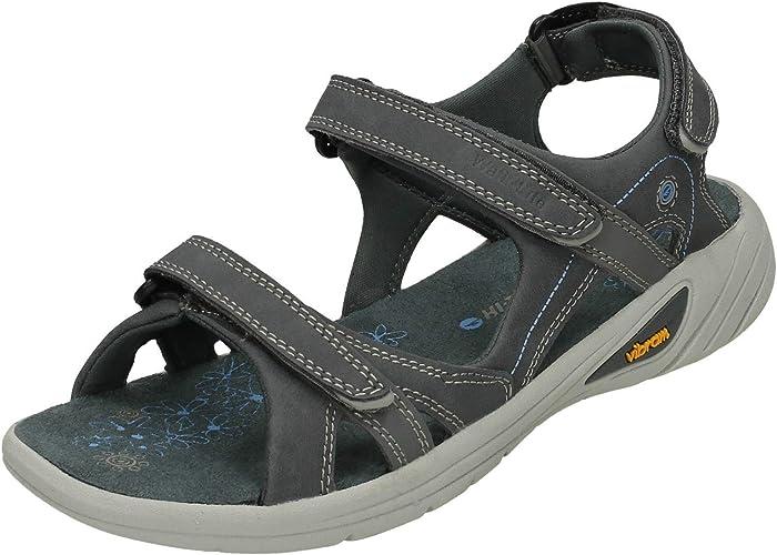 Ladies Hi-Tec Sandals V-Lite Walk-Lite