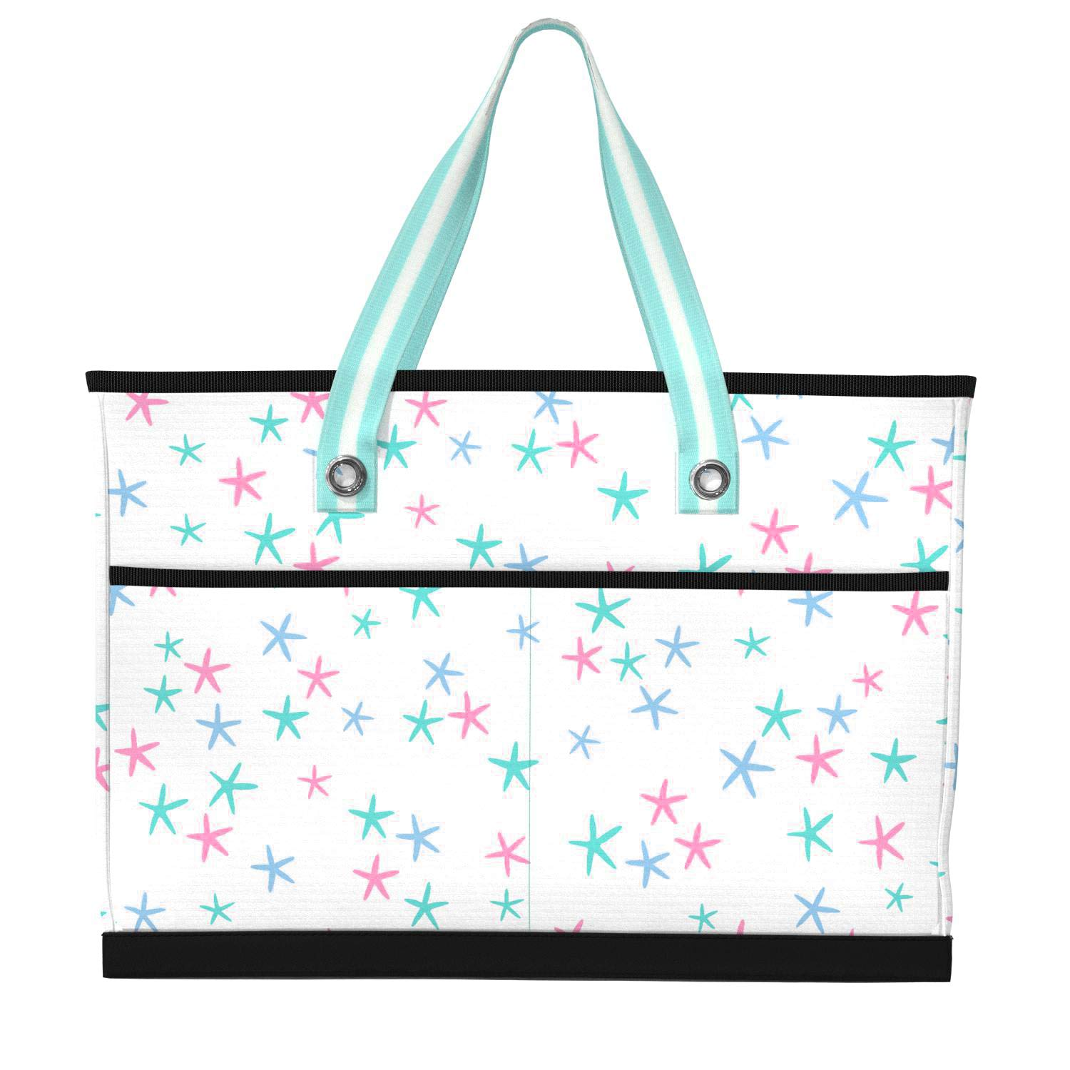 SCOUT BJ BAG, Large Tote Bag for Women with 4 Exterior Pockets and Interior Zippered Compartment, Perfect Utility Tote Bag with Pockets for Teachers and Nurses by SCOUT (Image #5)