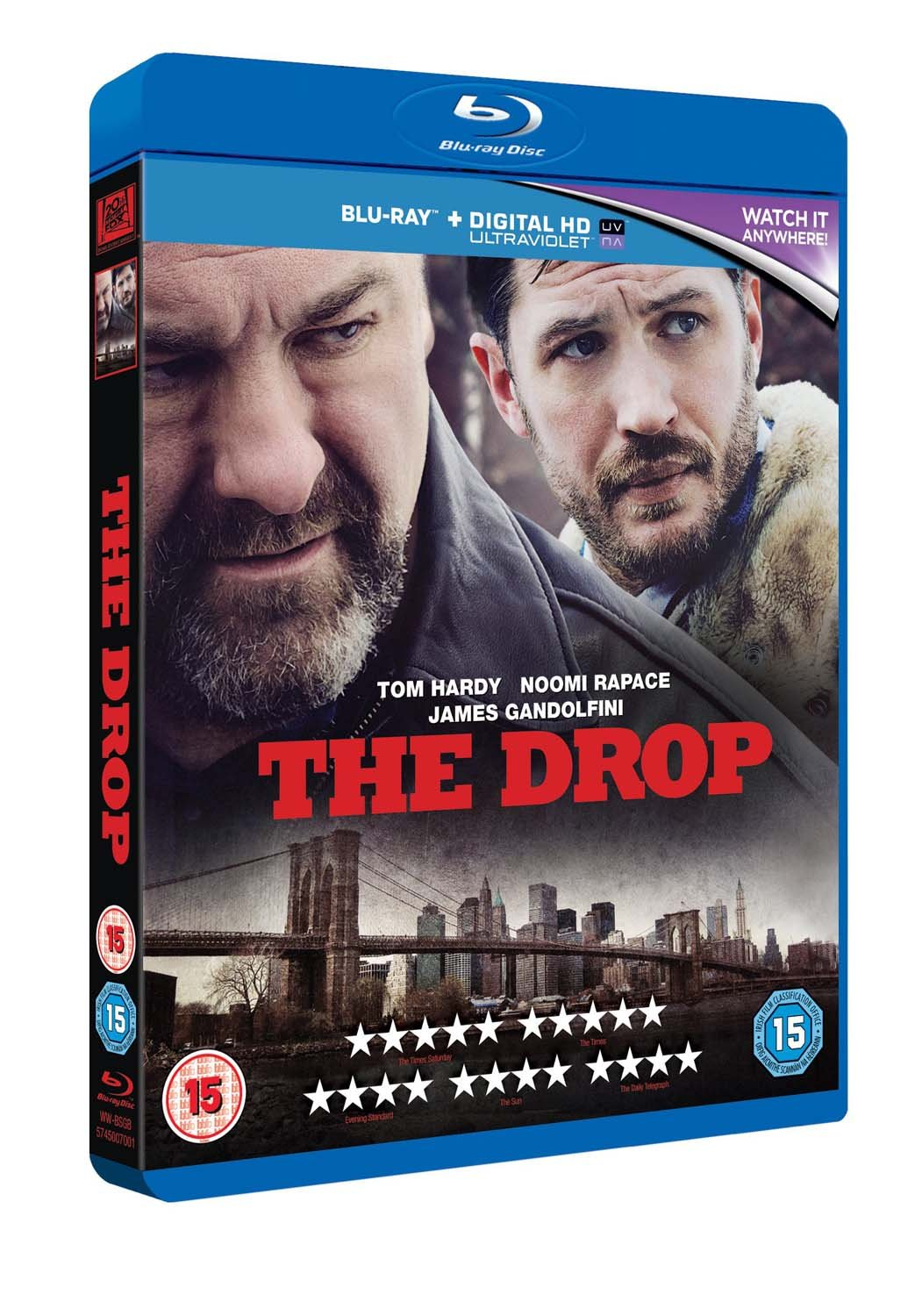 the drop [Blu-ray] [2017]