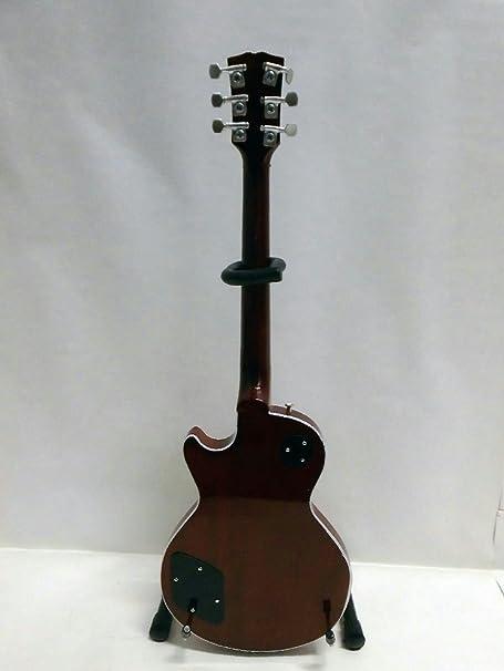 AXE HEAVEN Kiss - Guitarra Miniatura Personalizada de Ace Frehley ...