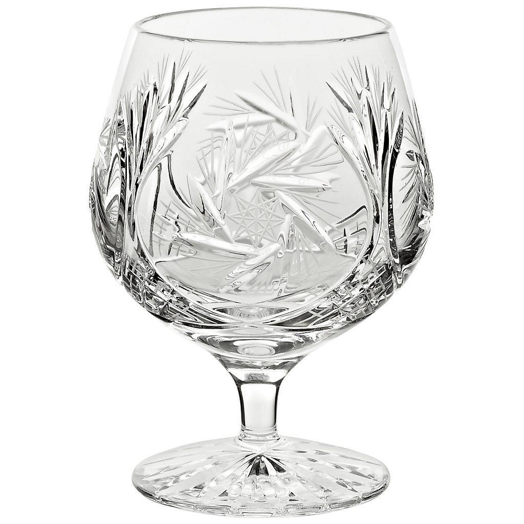 Brandy Glass, Crystal Goblet