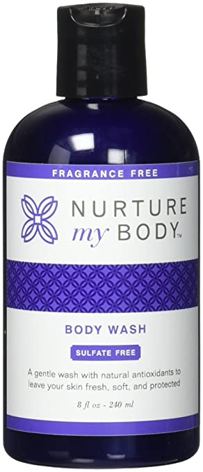 Nurture My Body Body Wash