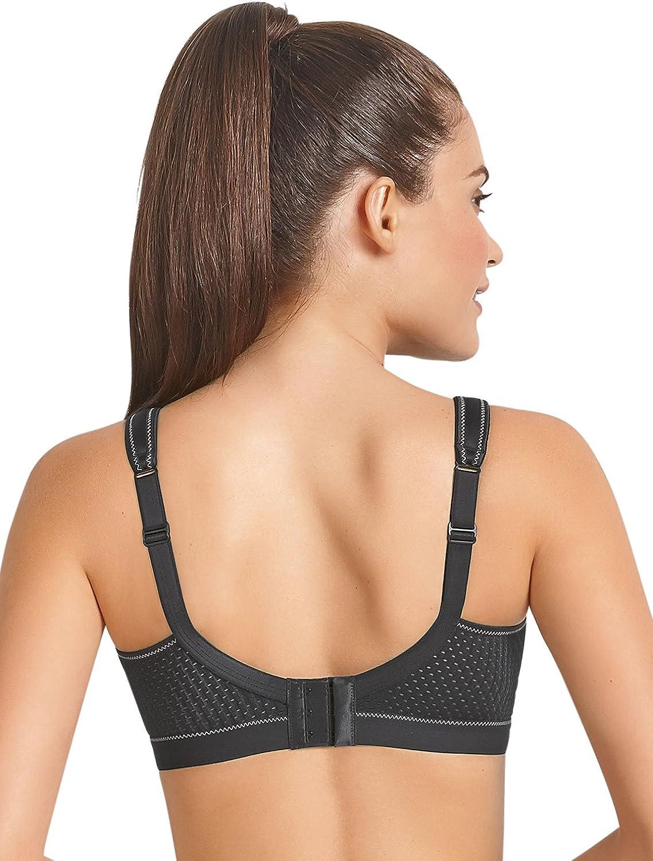 Anita Womens Wire Free Sports Bra 5529 Pack of 2