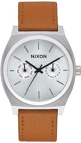 Nixon Time Teller Deluxe Nixon Unisexo Reloj A9272310: Amazon.es: Relojes