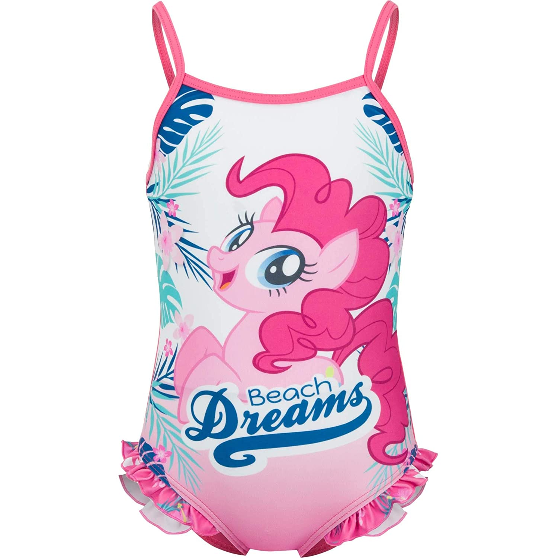 My Little Pony Girls Swimsuit Swimming Costume