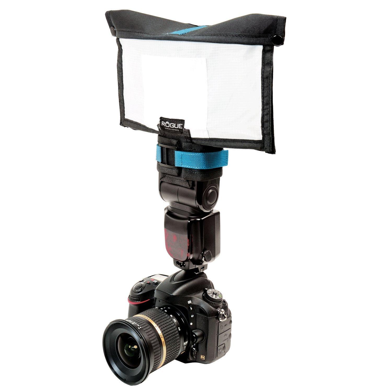 Rogue Photographic Design Rogue FlashBender 2 (Second Generation) - LARGE Soft Box Kit (Black/White) ExpoImaging Inc ROGUEBOXLG2