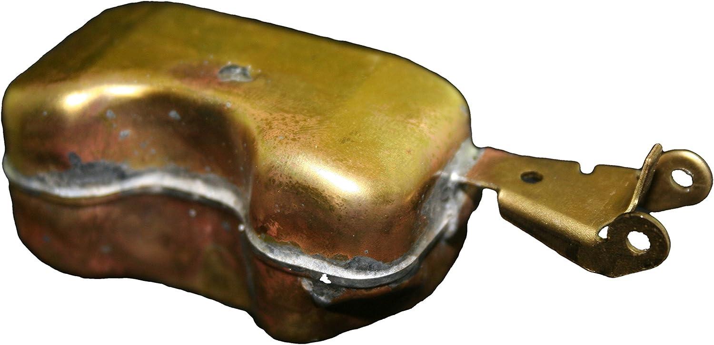 Brass Float Rochester 2 GV Carburetor 2 Bbl 1958-72 Chevy Jeep Pontiac NEW