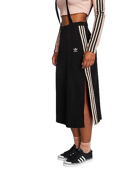 adidas Originals Mujeres Faldas/Falda Susan negro 30: Amazon.es ...