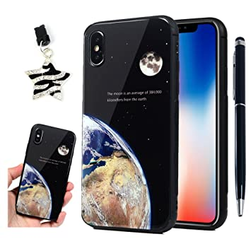 coque iphone x terre