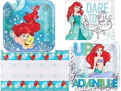 Amazon.com: Disney Ariel The Little Mermaid Dream Birthday ...
