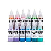 Dynamic Tattoo Ink - Circa 1oz Color Set