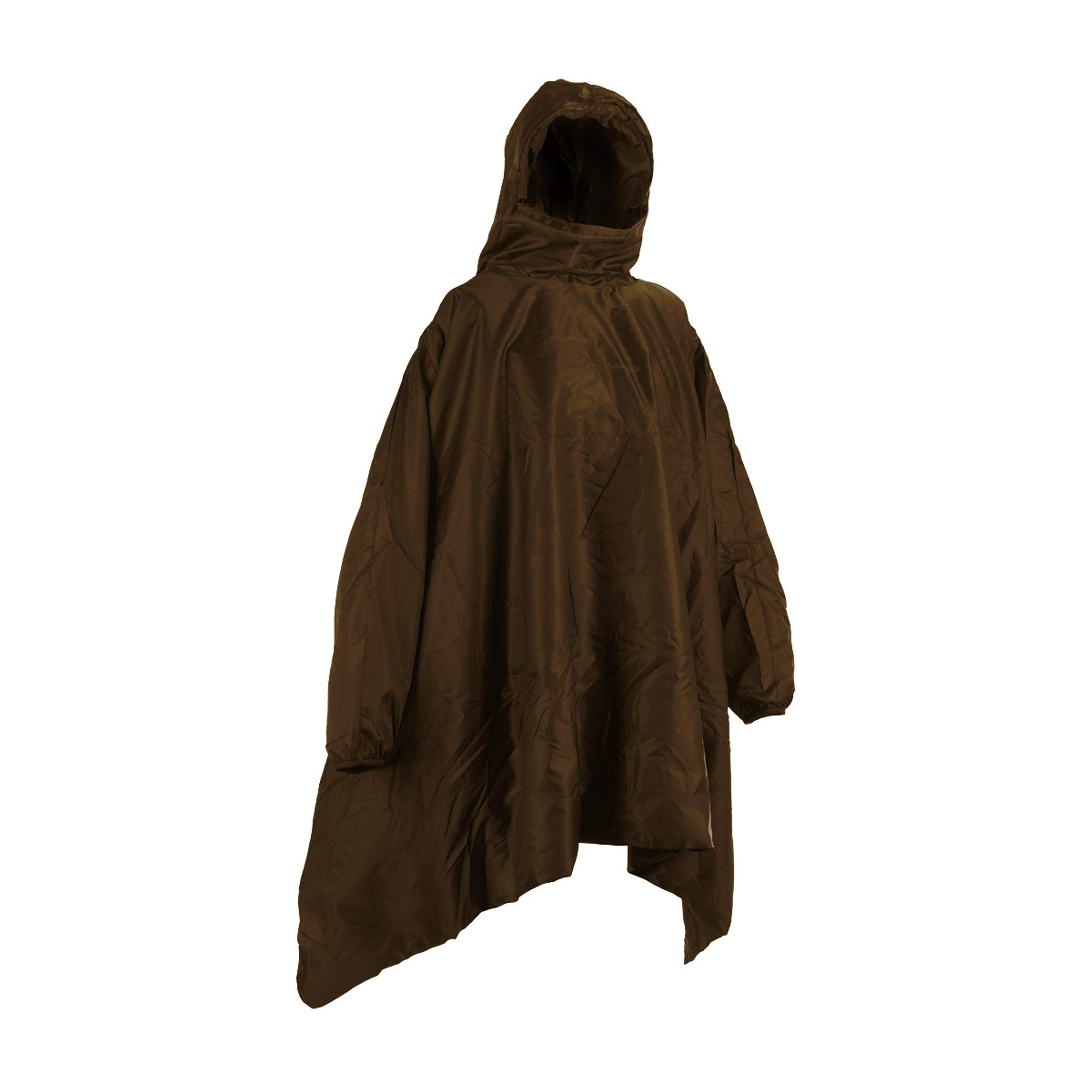 Snugpak Waterproof Poncho Liner, One Size (Coyote Tan) by Snugpak