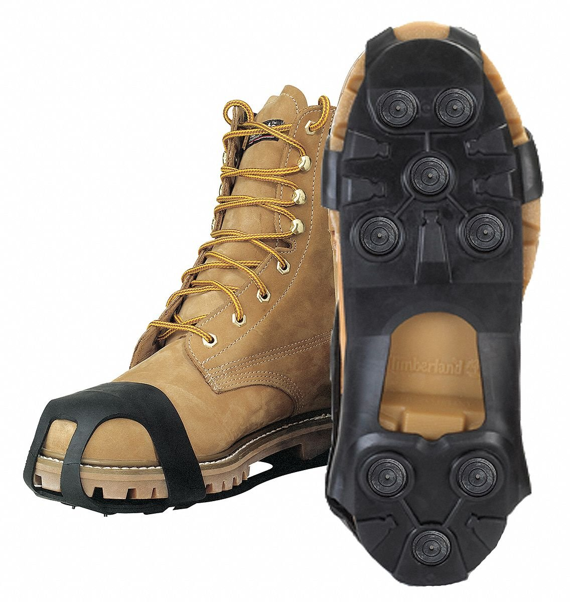 Menx27;s Pull On Ice Traction Device, Traction Type: Stud, Fits Shoe Size: 10 to 12 141[並行輸入]   B07CNZXCQ3