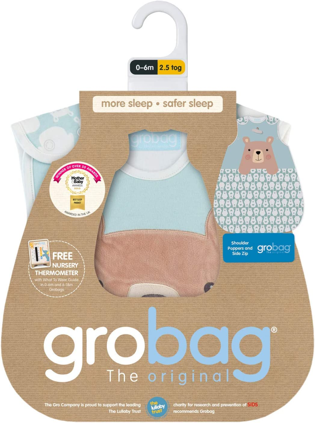 Tommee Tippee AAA6235 Gigoteuse Grobag