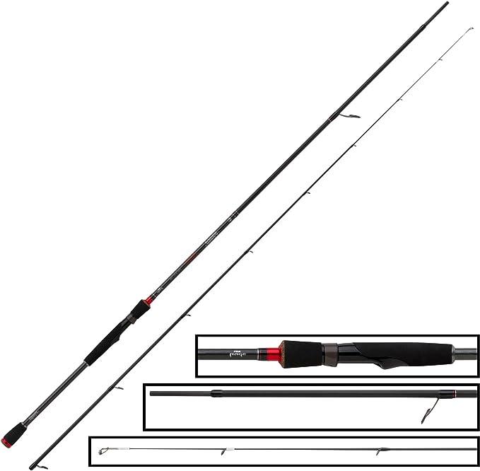Fox Rage Prism Drop Shot 270 cm 7 – 28 G – Caña de pescar Drop ...