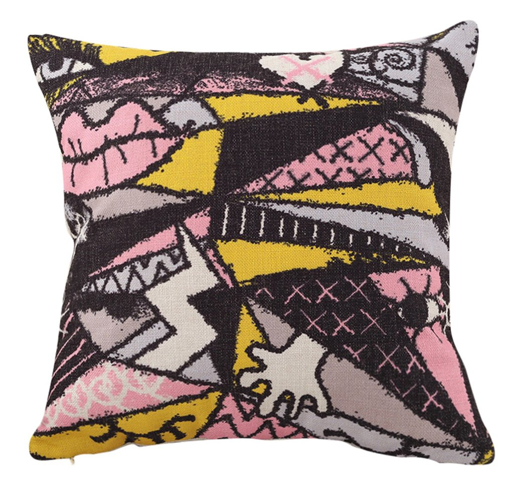Multi-size Patterns Stuffed Throw Pillow Seat Chair Back Cushion LivebyCare Bed Sofa Pillows For Hotel Decorative Decor Chair Sofa Couch