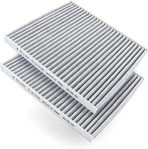 AmazonBasics CF10709 Cabin Air Filter, 2-Pack