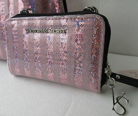 Victoria Secret 'Rose Clutch Wallet iPhone