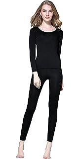 ouxiuli Mens Thermal Underwear Undershirt /& Pants Warm Set