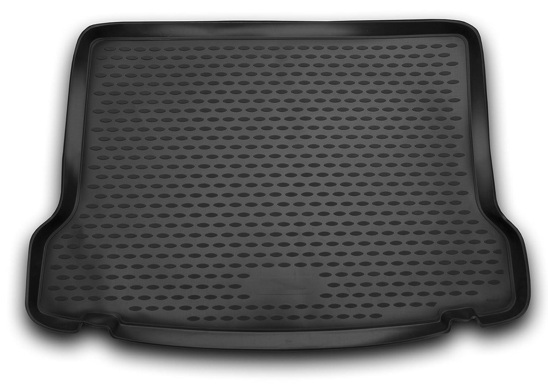 AD Tuning TM22011 Passform Gummi Kofferraumwanne schwarz rutschfest
