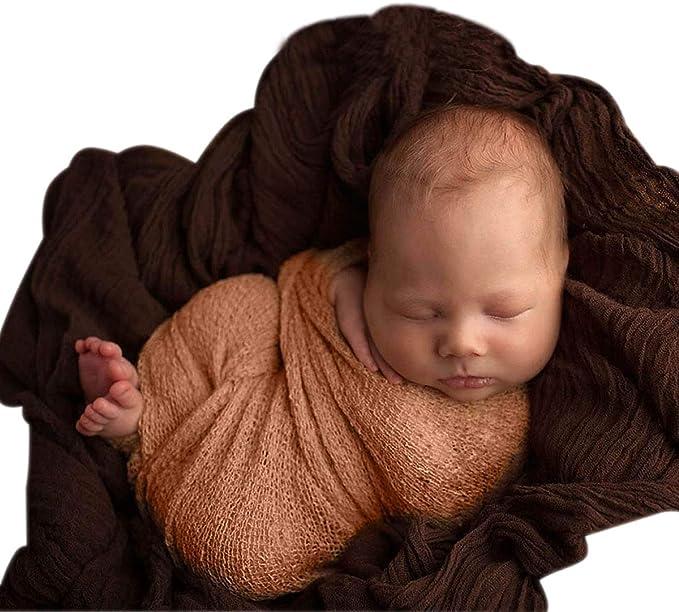 Stretch Wrap Puck Cloth Puck Newborn Photography Photo Props Newborn Photography Props Newborn Photo Accessories Stretchwrap