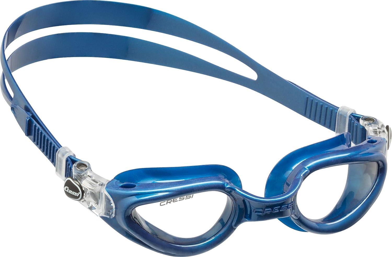 Cressi Right Gafas, Unisex Adulto, Azul Nery, Talla única: Amazon ...