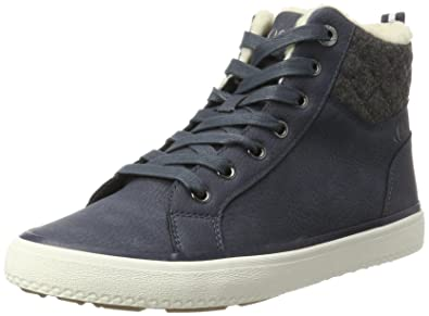 s.Oliver Damen 26208 Hohe Sneaker, Blau (Navy), 37 EU  Amazon.de ... 37d1ece041
