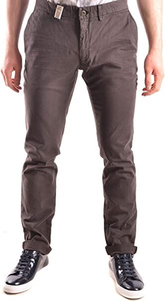 Koza Leathers Mens Leather Pant Trouser Genuine Lambskin Real Leather Casual Pant PM041