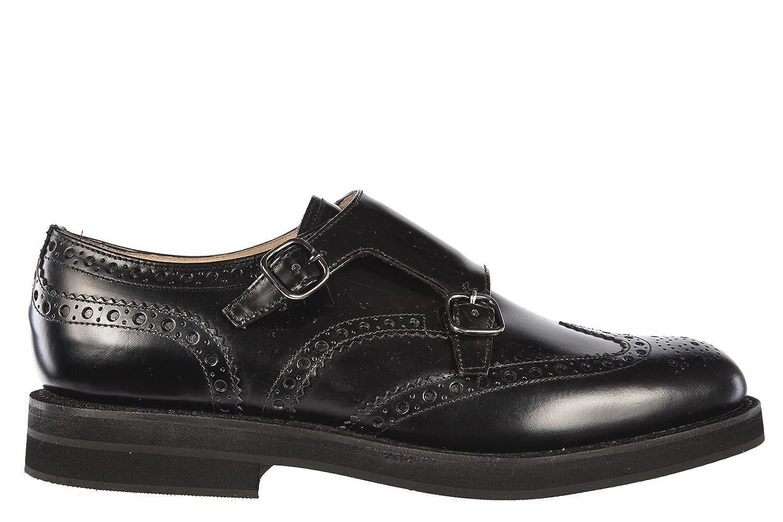 Church s Men s Classic Leather Formal Shoes Slip on Kelby 2 Monkstrap Black  UK Size 9.5 6173 31  Amazon.co.uk  Shoes   Bags 475dfd4e656