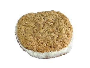 Bird-in-Hand Bake Shop Homemade Whoopie Pies, Oatmeal, Favorite Amish Food (Pack of 18)