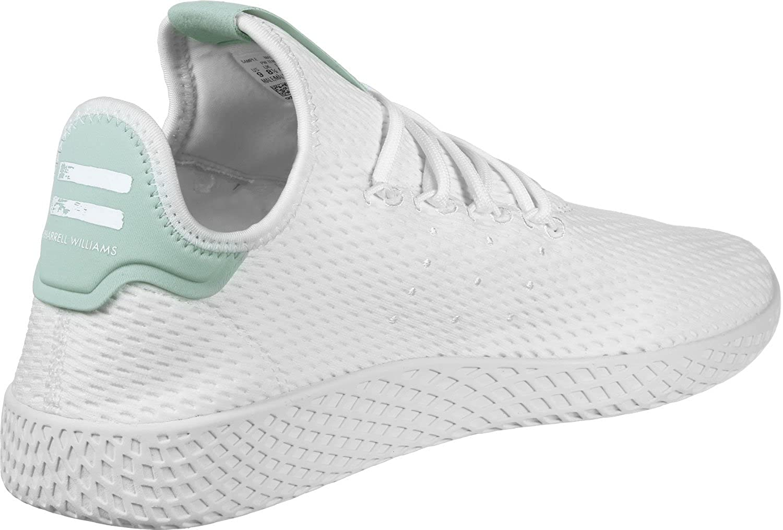 Adidas Originals Herren Pharrell Williams Tennis HU Weiß Textil Turnschuhe 48