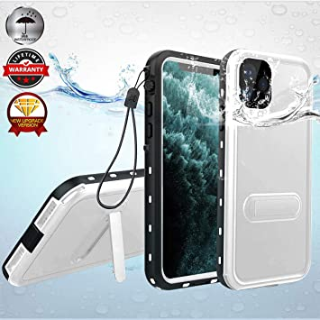 Funda Impermeable para iPhone 11 Pro MAX, IP68 Waterproof Case ...