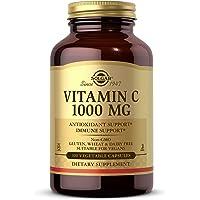 Solgar Vitamina C 1000 mg Cápsulas vegetales - Envase de 100 cápsulas