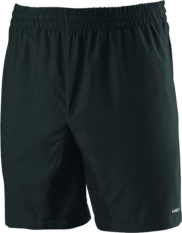 Head Club - Pantalones Cortos de Tenis para Hombre