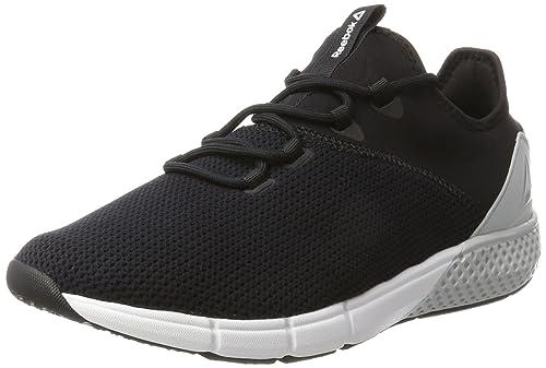 Reebok Fire TR, Zapatillas de Gimnasia para Mujer, Negro (Black/Skull Grey/White), 36 EU