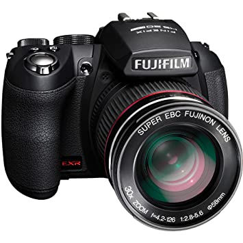 Amazon.com : Fujifilm FinePix HS20 16 MP Digital Camera with EXR ...