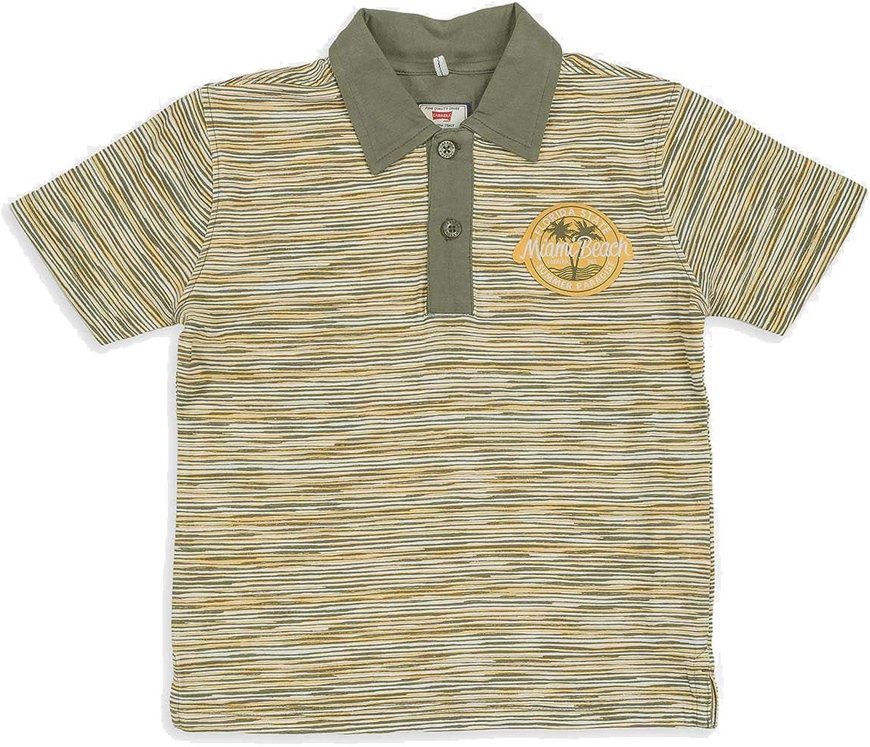 Carrera Jeans - Camiseta Tipo Polo para niño y niña, de Rayas ...