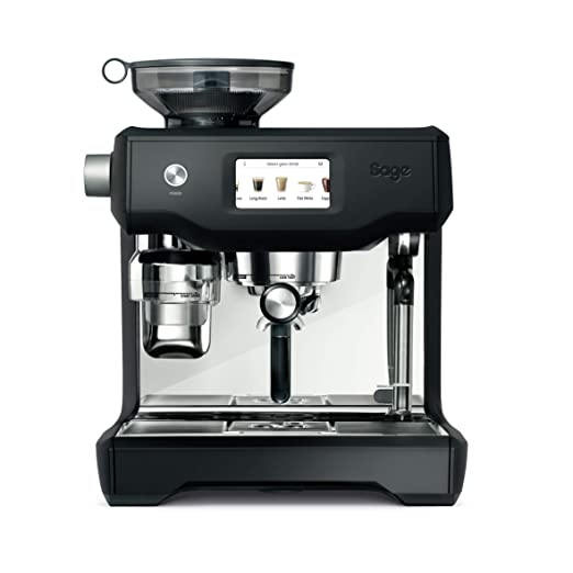 SAGE SES990 theOracle Touch, Cafetera espresso ...