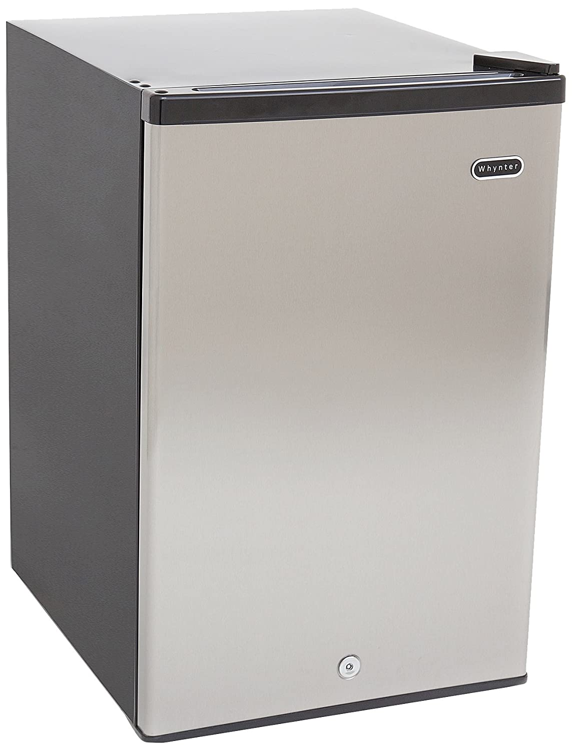 amazoncom whynter cuf210ss energy star upright freezer 21 cubic feet appliances - Chest Freezers On Sale