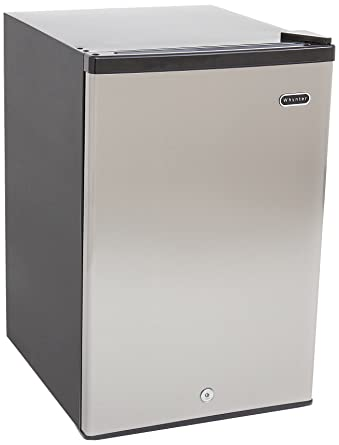 Whynter CUF 210SS Energy Star Upright Freezer, 2.1 Cubic Feet