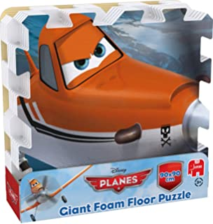 Jumbo Puzzle de suelo Aviones Disney (17427)