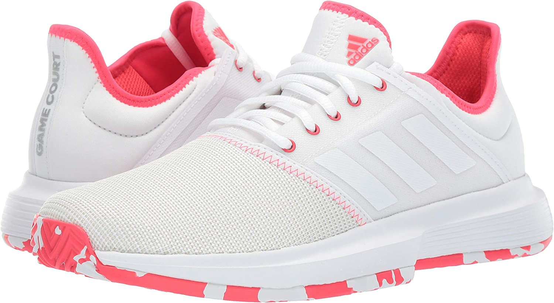 adidas Women's Gamecourt: Amazon.es: Zapatos y complementos
