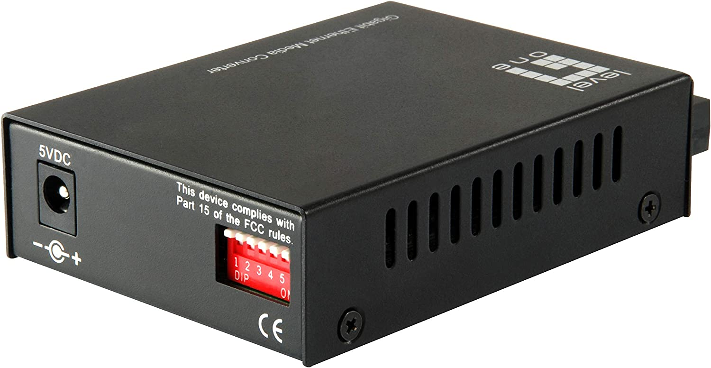 LevelOne Converter GVT-2002 RJSC SM 20km