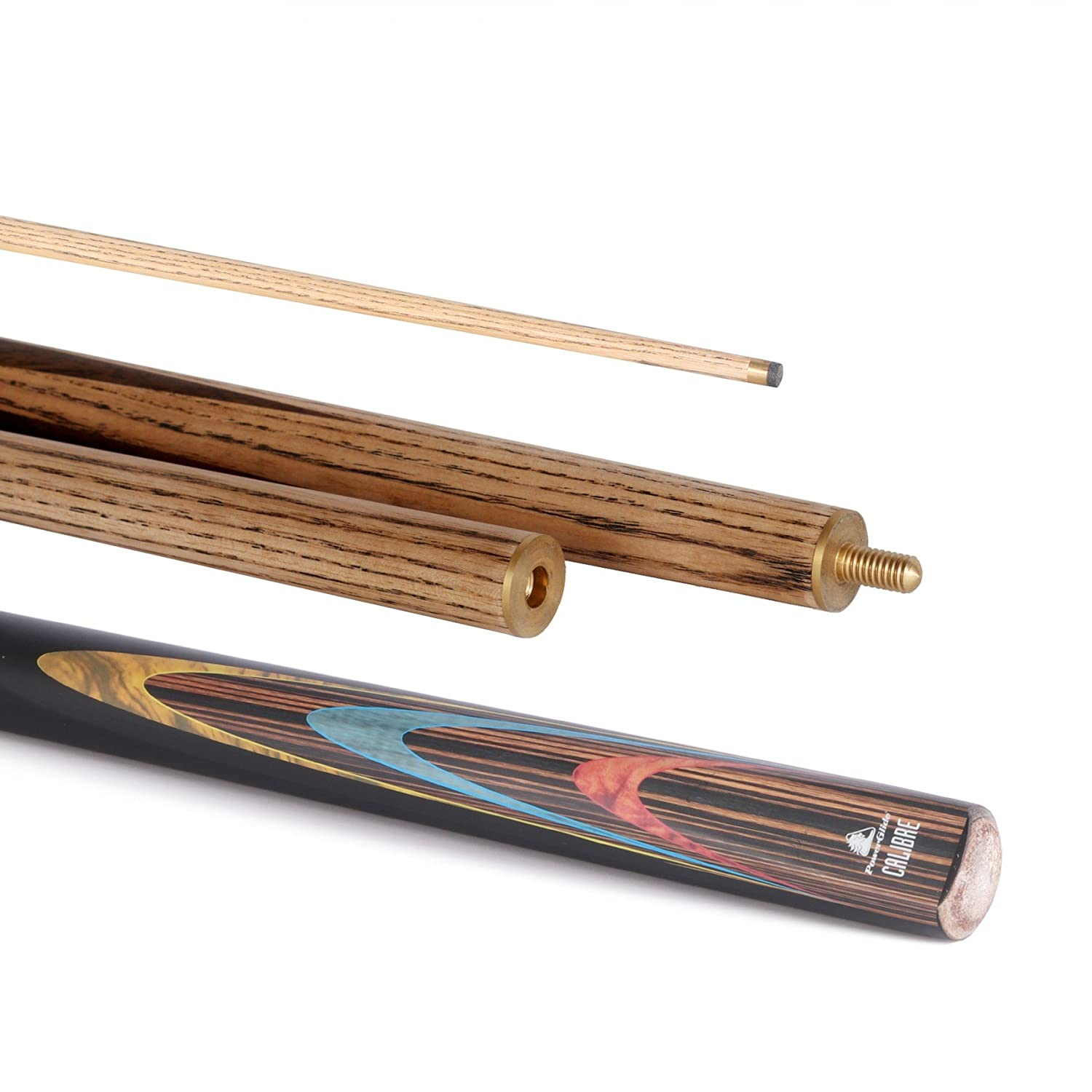 POWERGLIDE 2 PC 57 CALIBRE CLASSIC SNOOKER CUE**