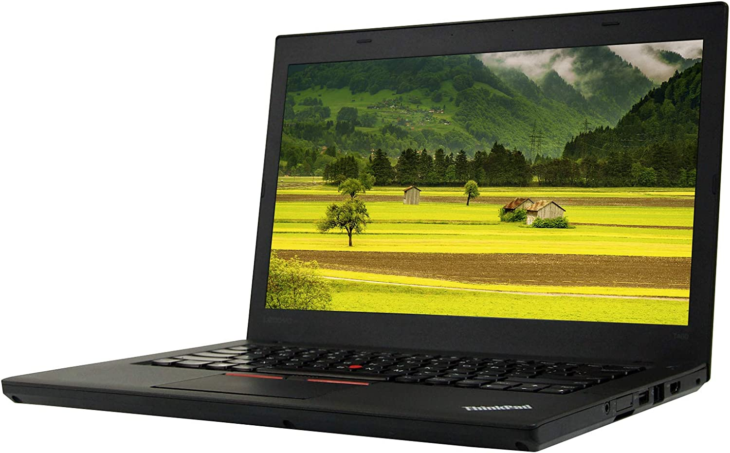 Lenovo ThinkPad T460 14 inches HD, Core i5-6300U 2.4GHz, 16GB RAM, 512GB Solid State Drive, Windows 10 Pro 64Bit, (Renewed)
