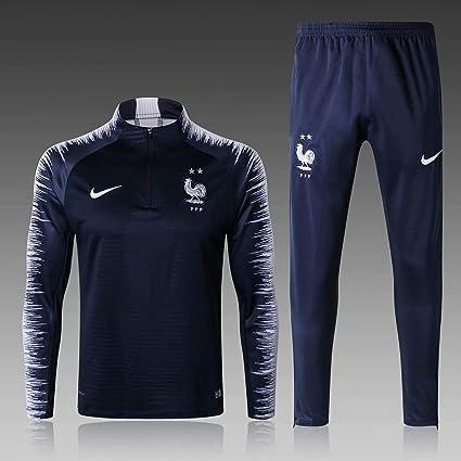 Survetement Equipe de France Bleu 2 Etoiles